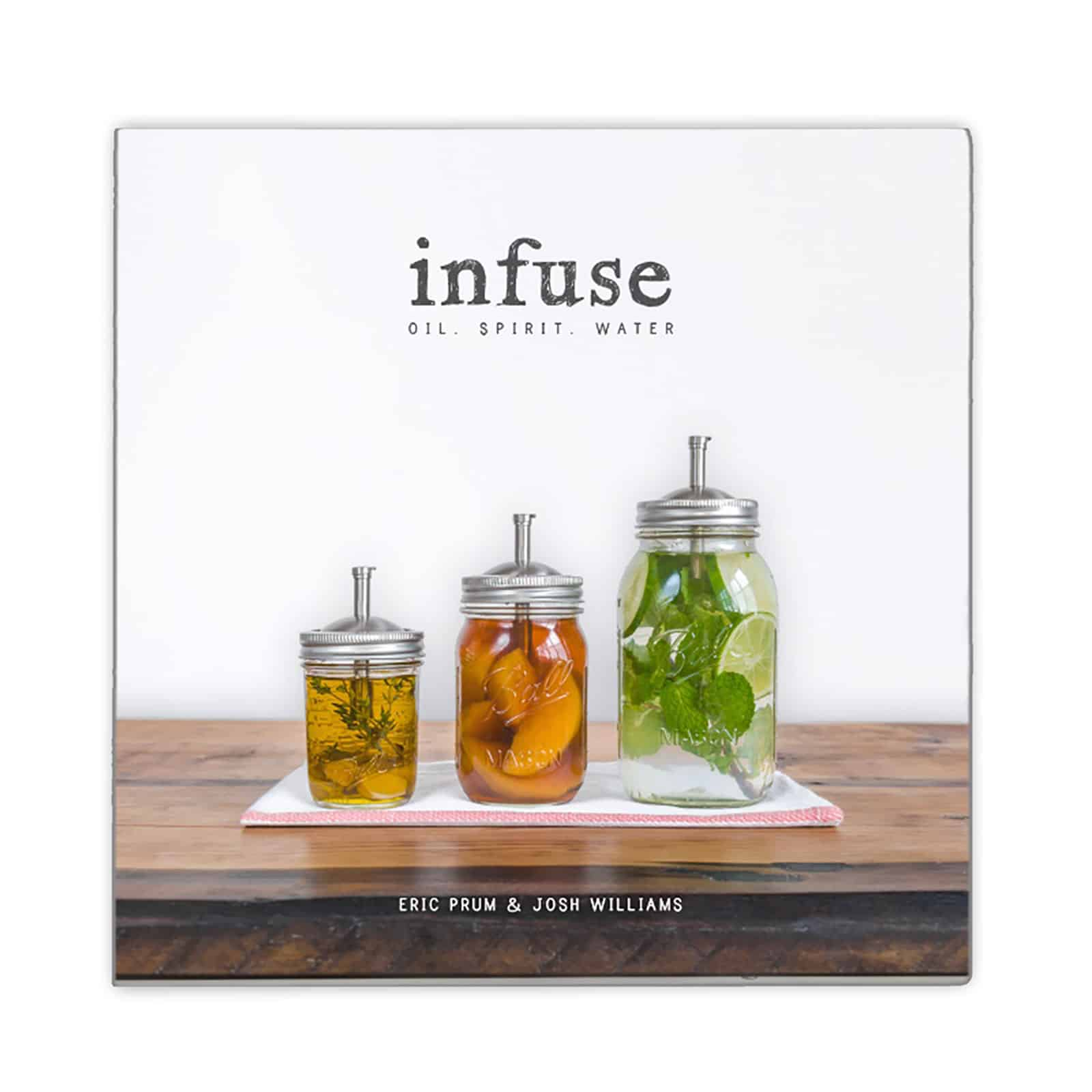 Infuse Recipe Book