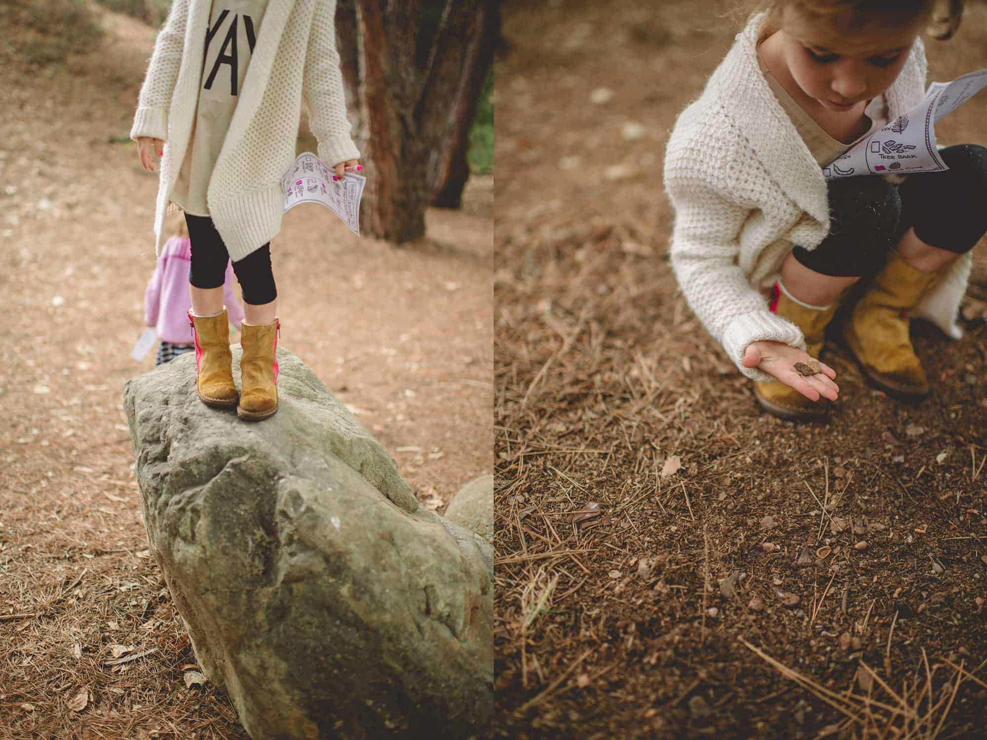 Goin' On A Hunt by Tiffani Thiessen • Photography by Rebecca Sanabria