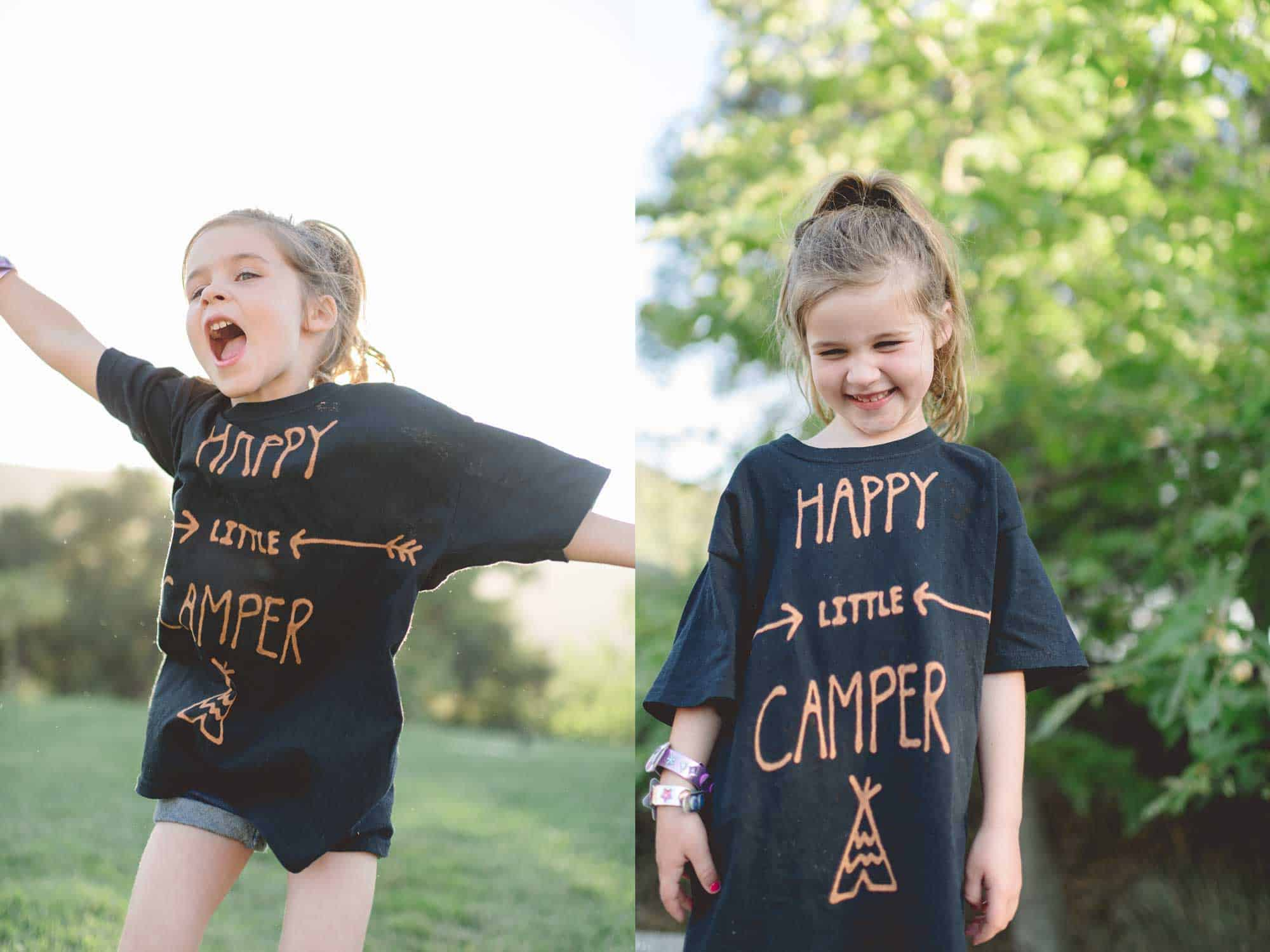 Happy Campers by Tiffani Thiessen • Photography by Rebecca Sanabria