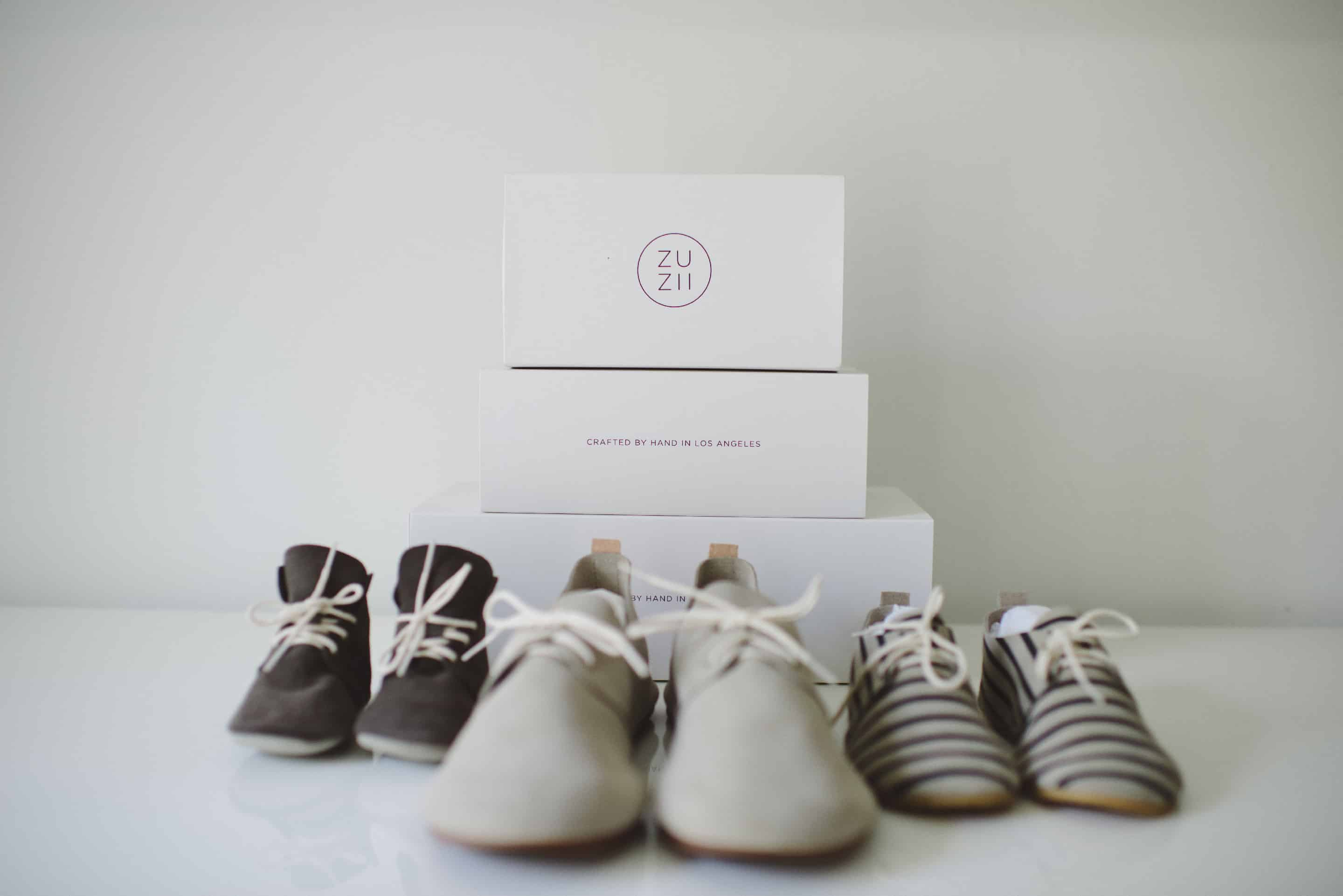 Zuzii Footwear • October Favorite Things by Tiffani Thiessen • Photos by Rebecca Sanabria