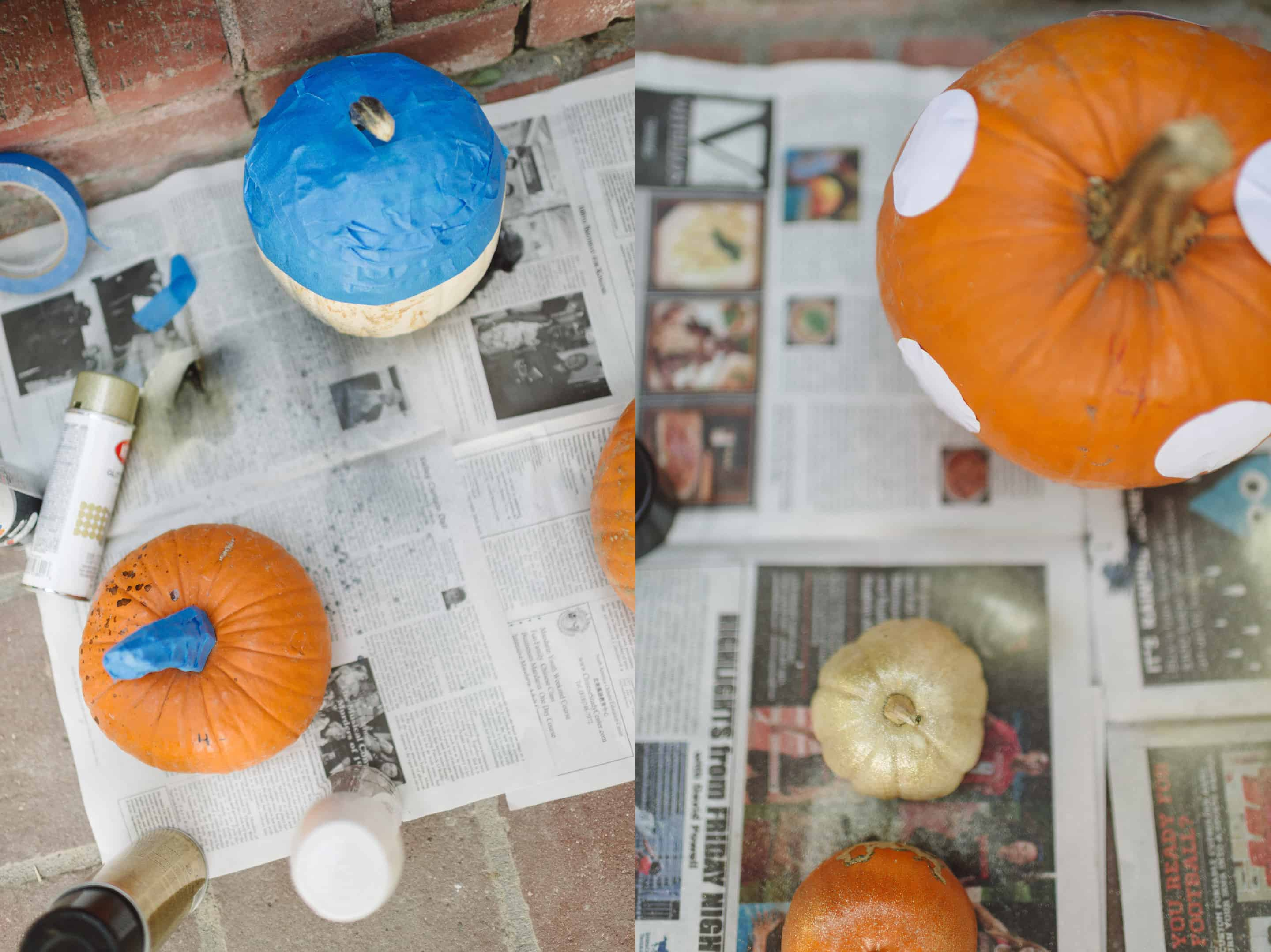 Pumpkin Perfection by Tiffani Thiessen • Photos by Rebecca Sanabria