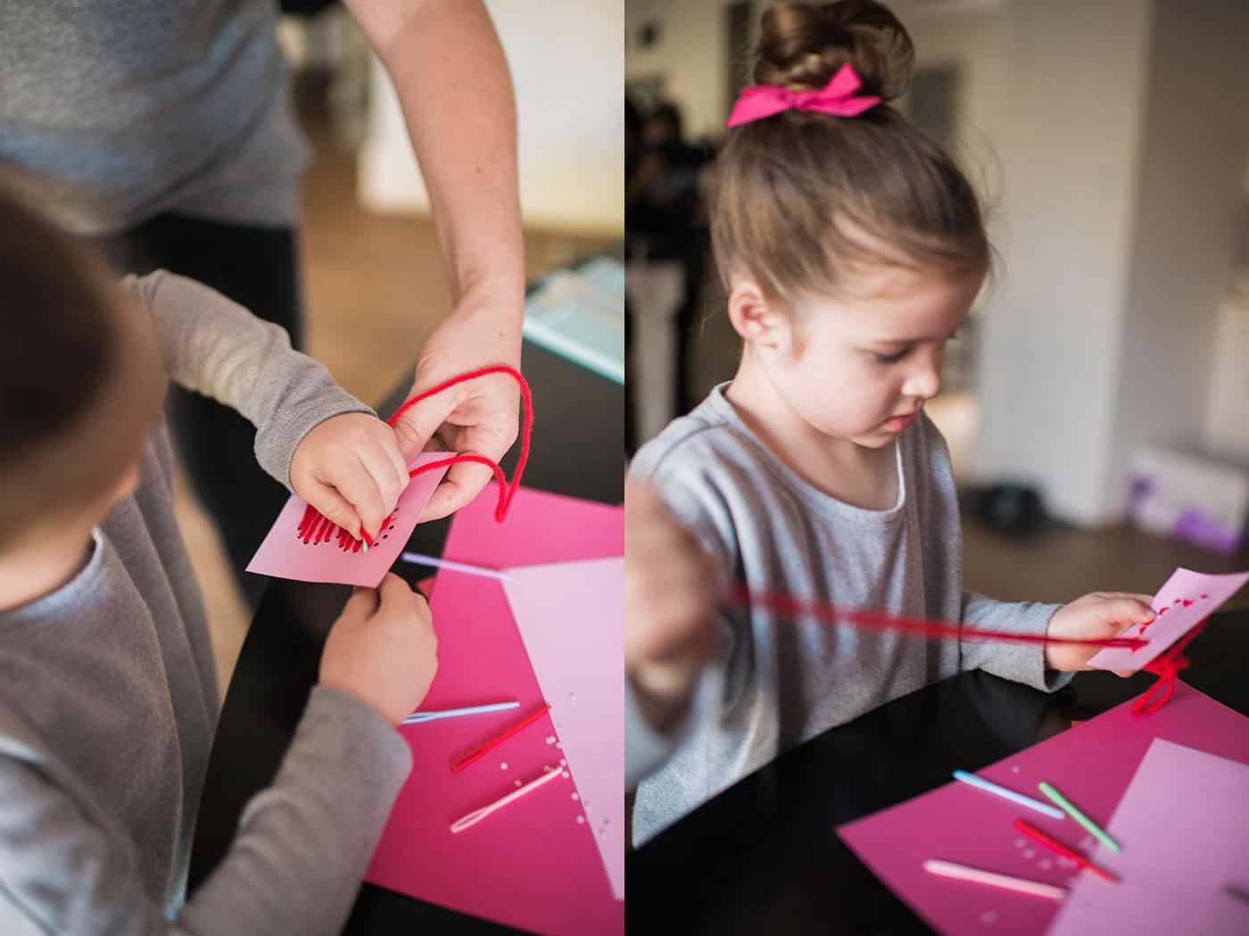 Homemade Valentines by Tiffani Thiessen • Photos by Rebecca Sanabria