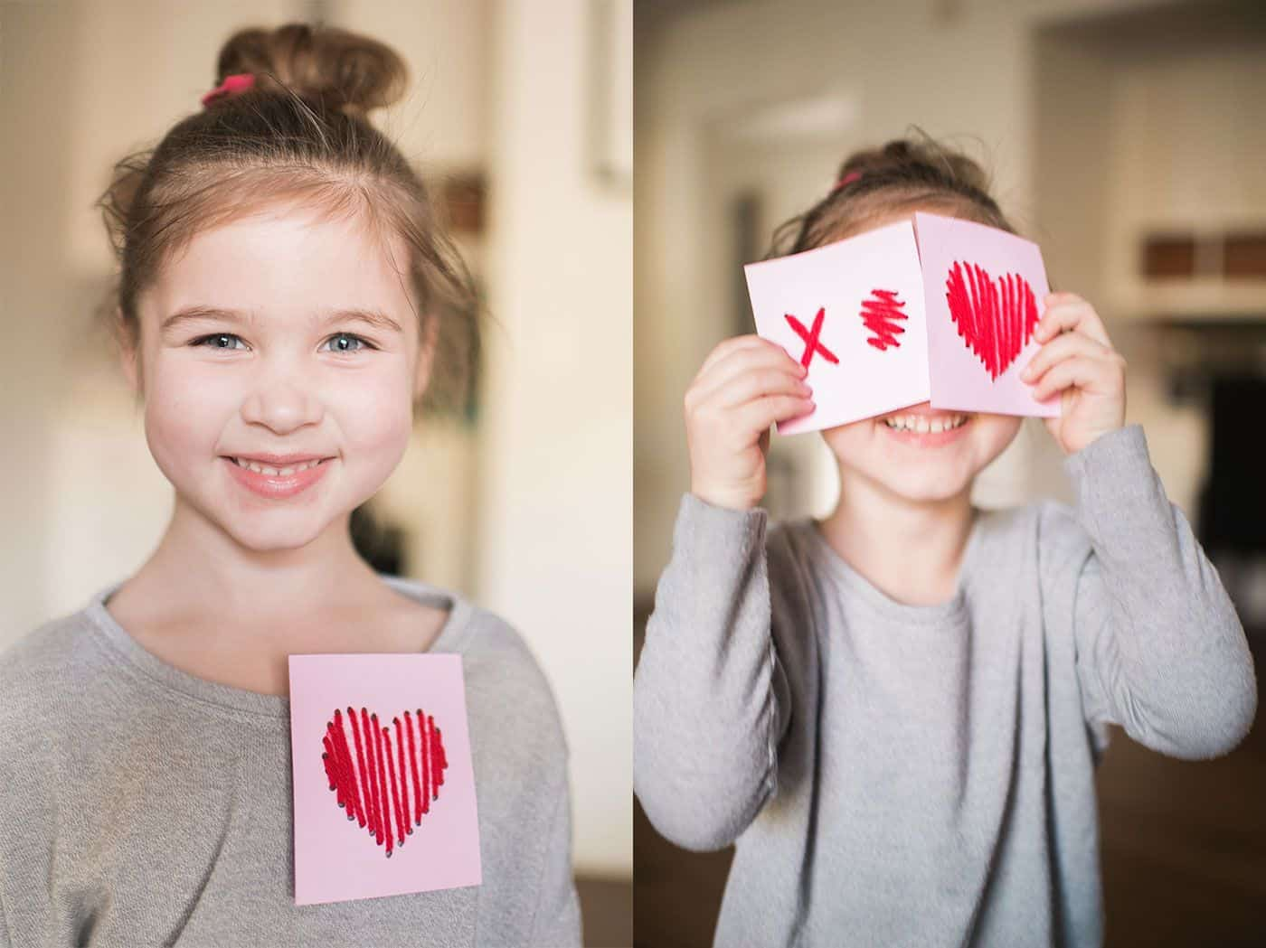 Homemade Valentines by Tiffani Thiessen • Photos by Rebecca Sanabria