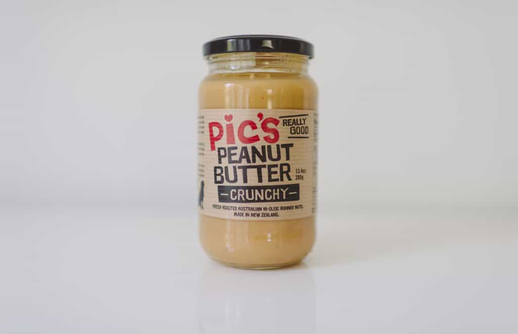 Pic's Really Good Peanut Butter - Dinner at Tiffani's Celebrity Crate
