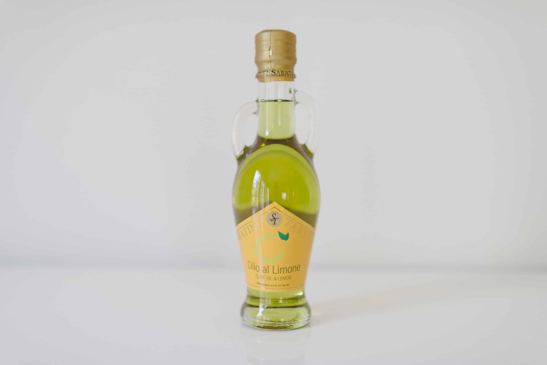 Sabatino Tartufi Lemon Infused Olive Oil - Dinner at Tiffani's Celebrity Crate