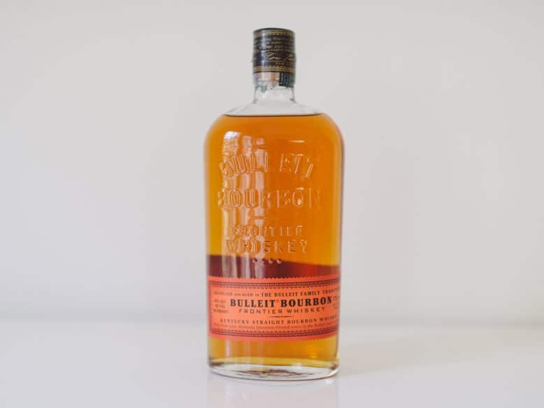 Bulleit Bourbon - Dinner at Tiffani's Celebrity Crate