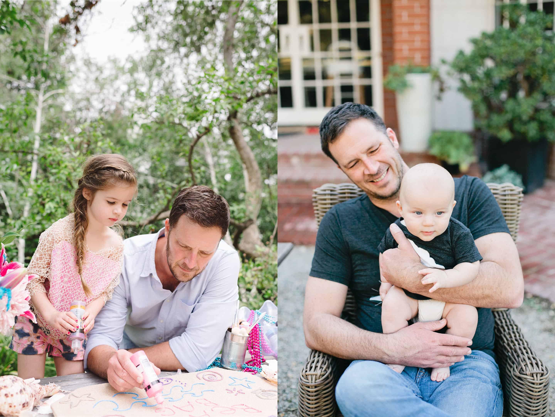 Brady Smith on Daddy's Day