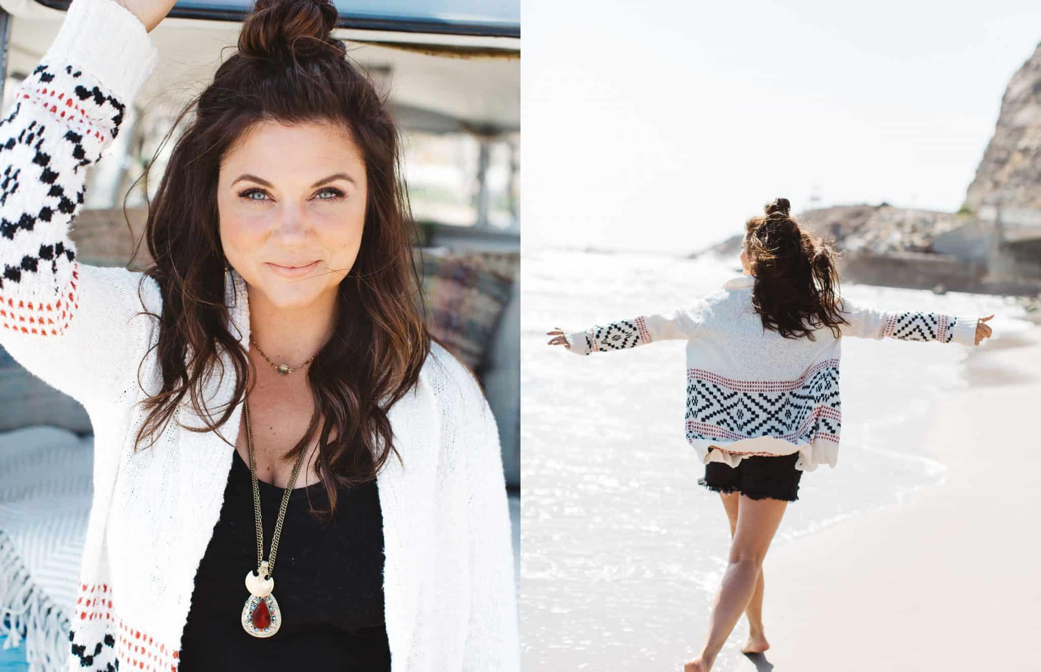 Summer Days by Tiffani Thiessen • Photo by Brandon Kidd