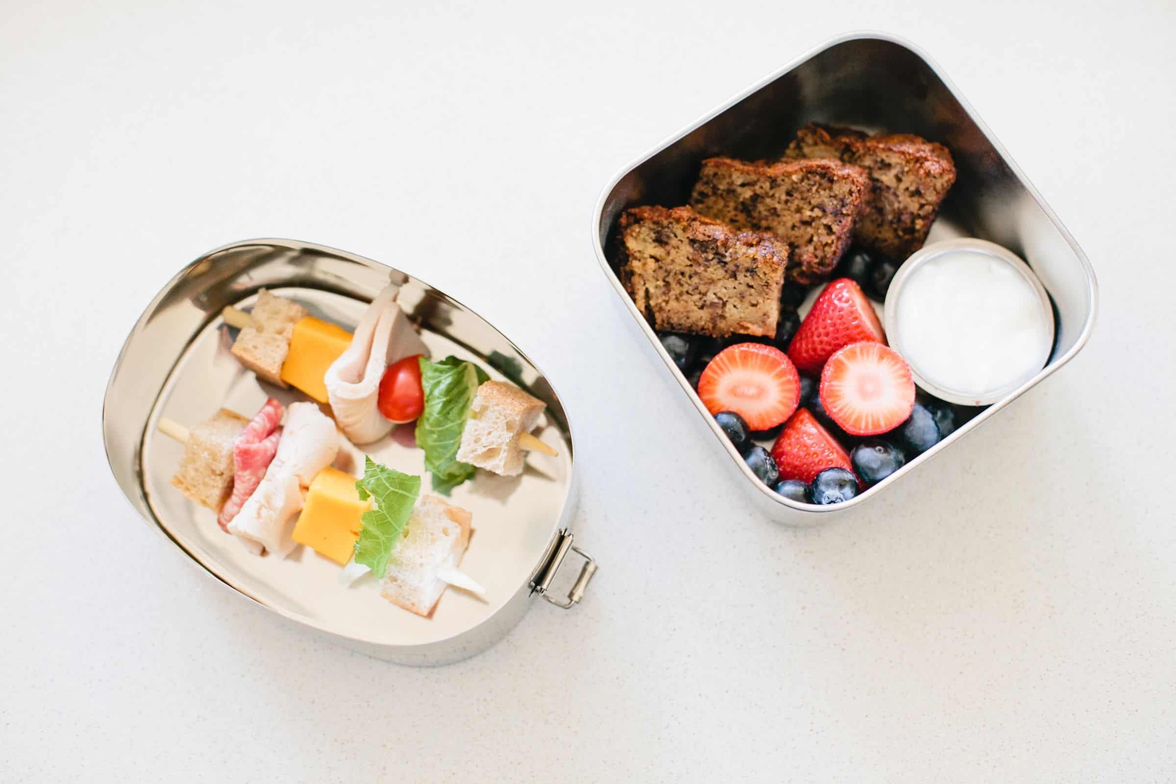 Packed School Lunches by Tiffani Thiessen and Laney Schwartz • Photos by Megan Welker