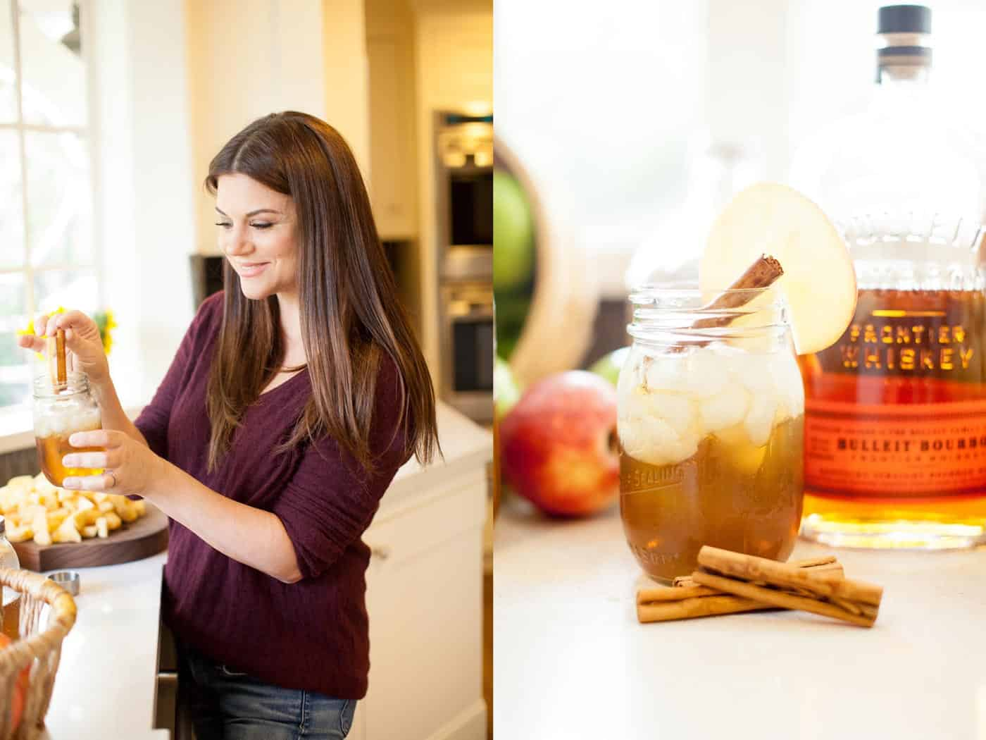 Apple Season Recipes with Tiffani Thiessen • Photos by Morgan Pansing