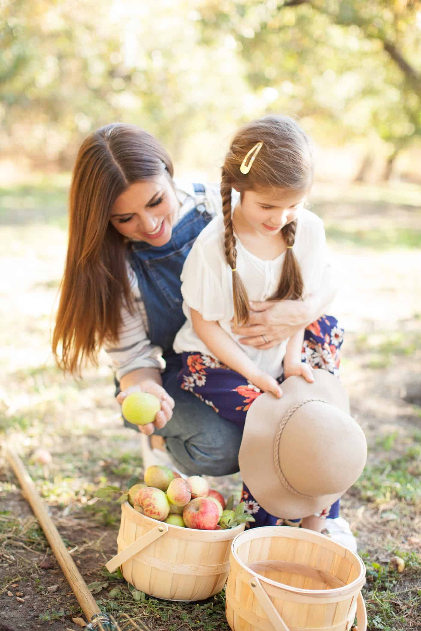 Apple of my Eye with Tiffani Thiessen • Photo by Morgan Pansing