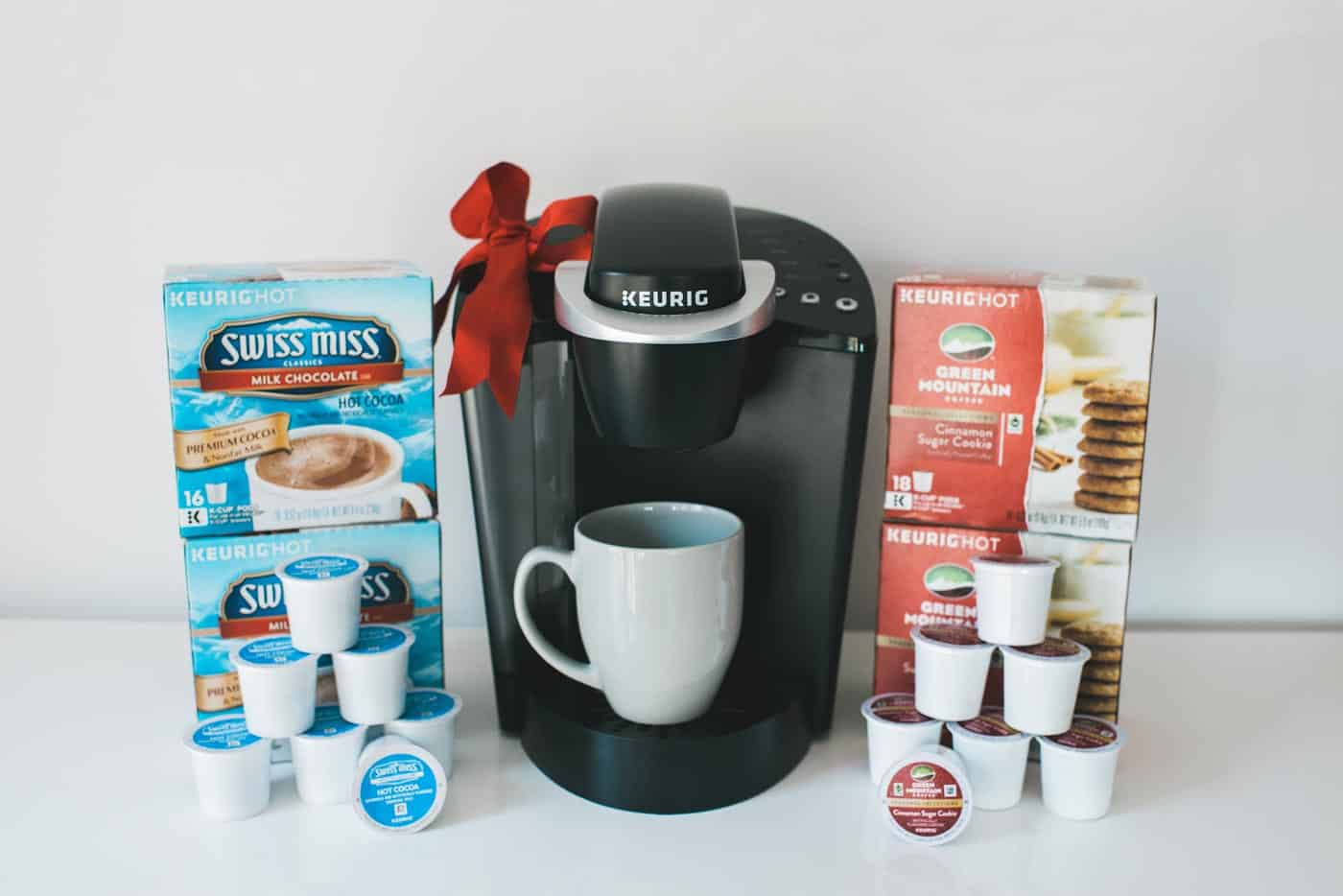 Keurig Giveaway with Tiffani Thiessen
