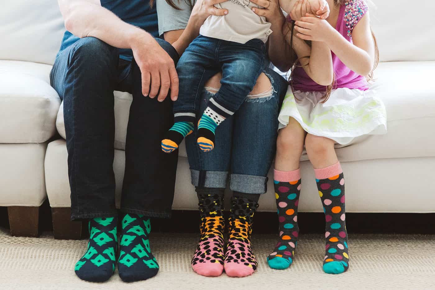 Tiffani Thiessen's Holiday Gift Guide 2016: For the family: Happy Socks