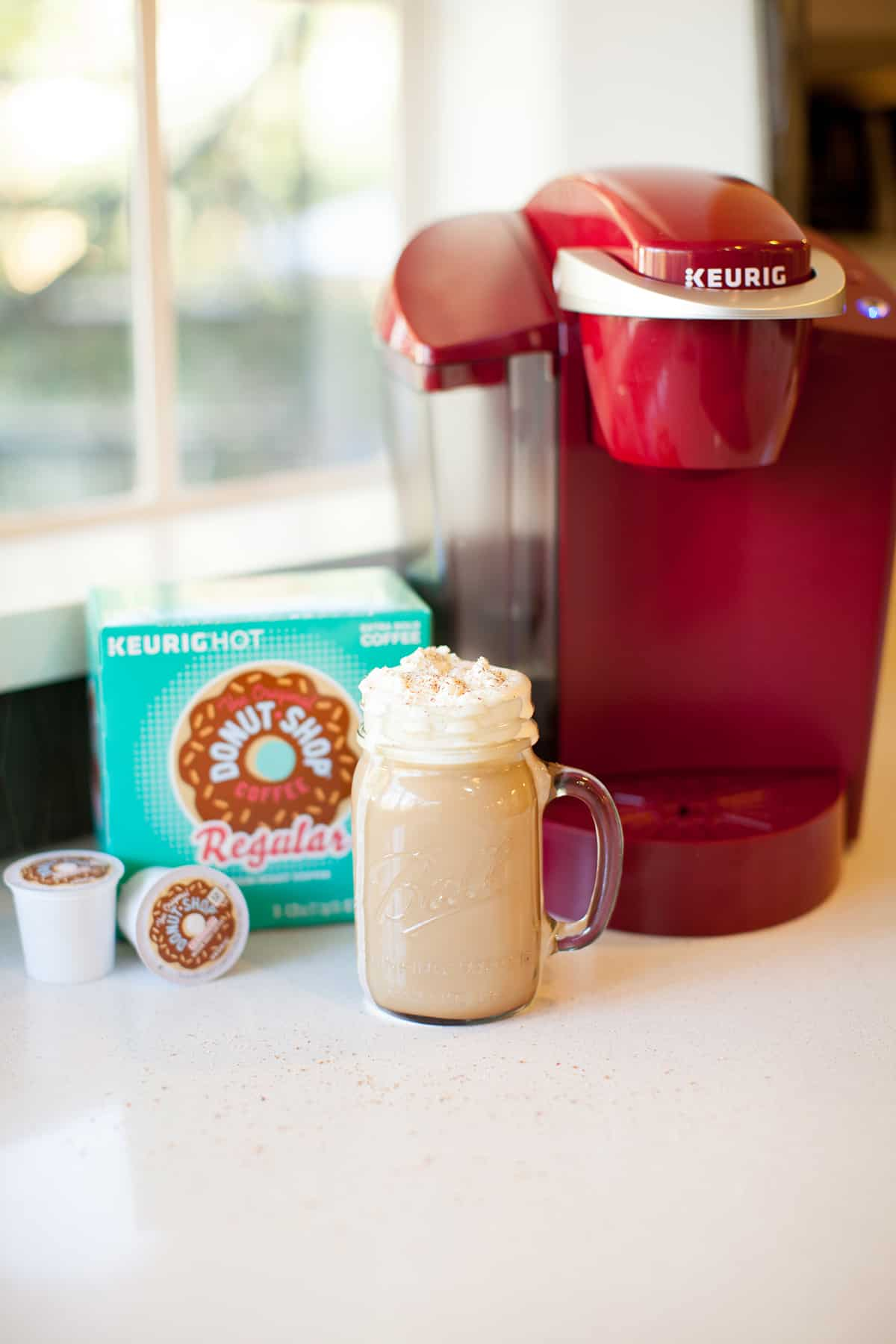 Keurig Recipes by Tiffani Thiessen