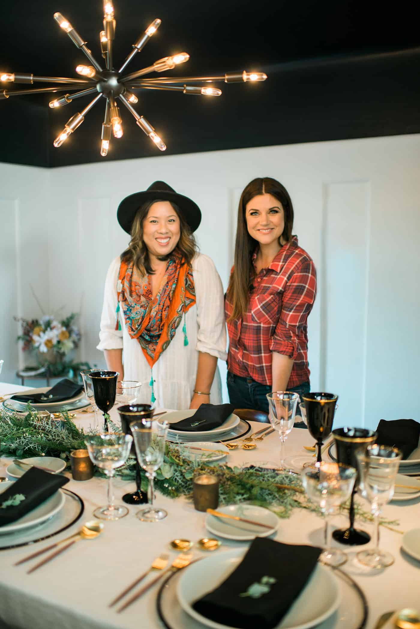 Holiday Greenery with Tiffani Thiessen & The Crown Collective