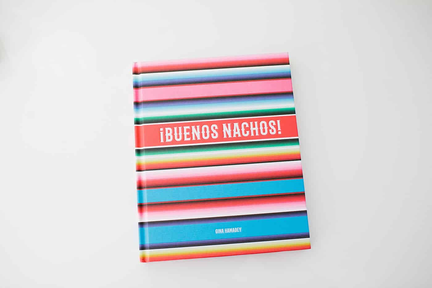 Tiffani Thiessen's Holiday Gift Guide 2016: For the chef, home cook or nacho lover: Buenos Nachos Cookbook