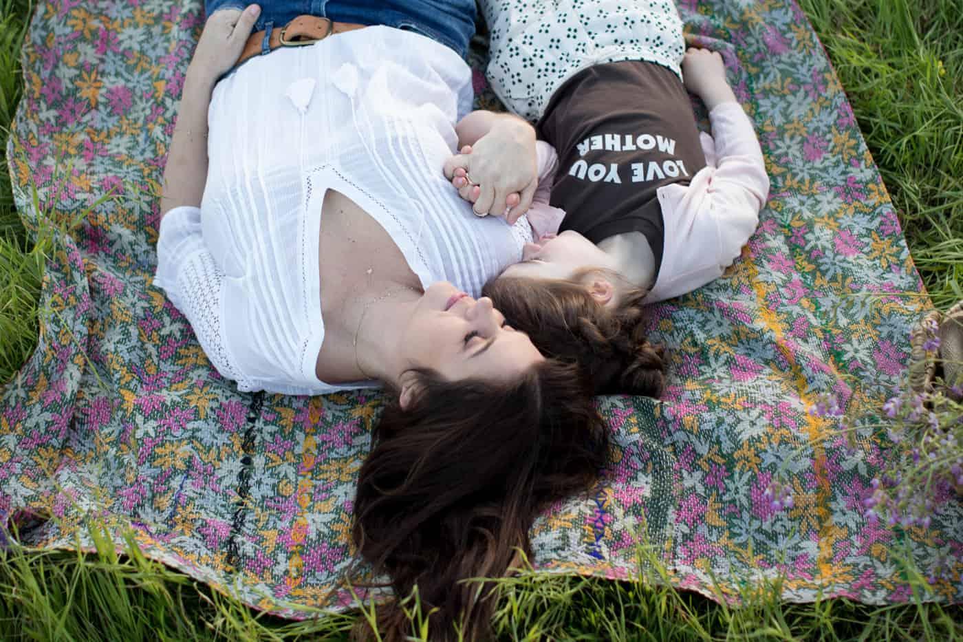 Tiffani Thiessen - Happy Mother's Day