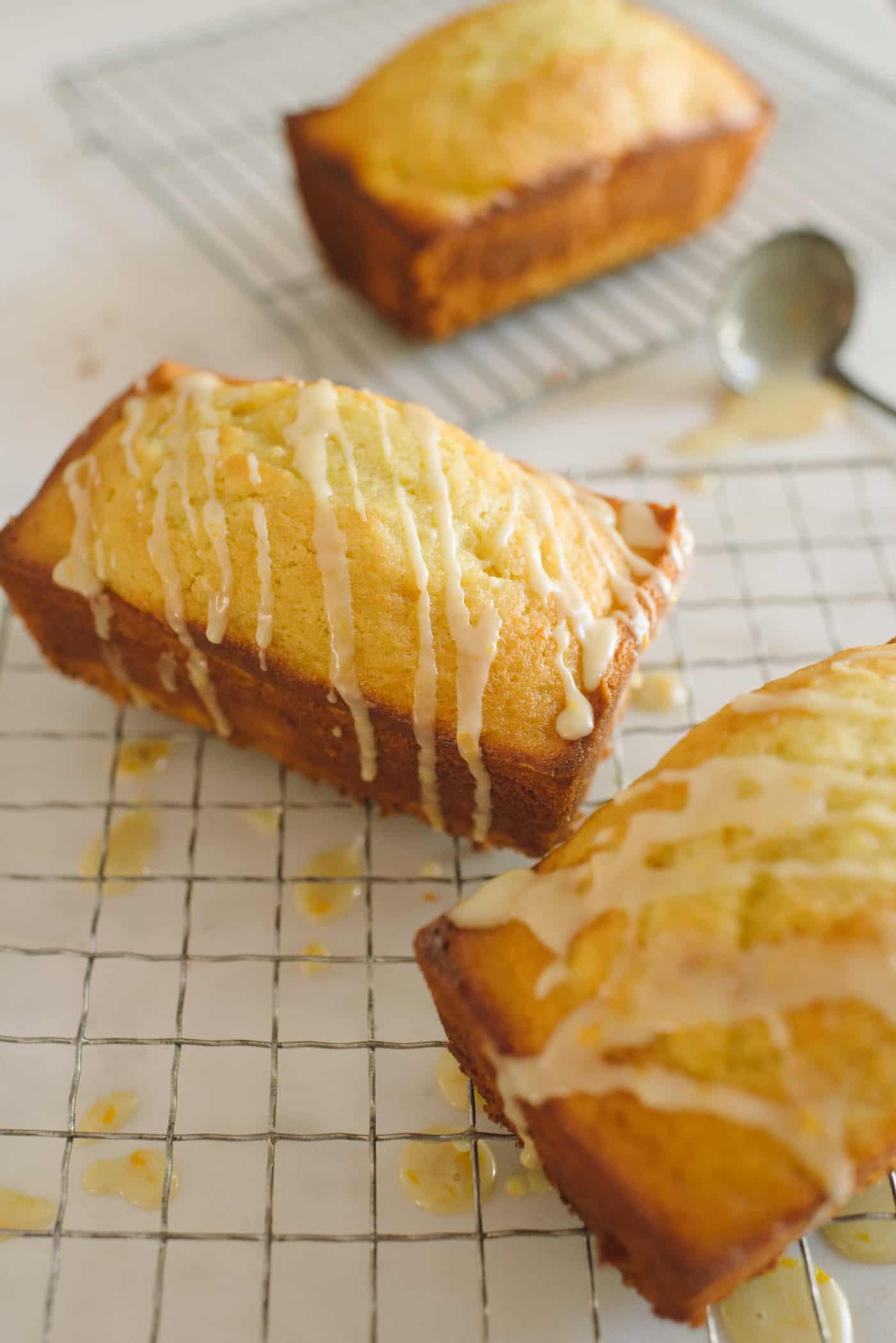 Orange-Olive Oil Loaf Recipe by Tiffani Thiessen