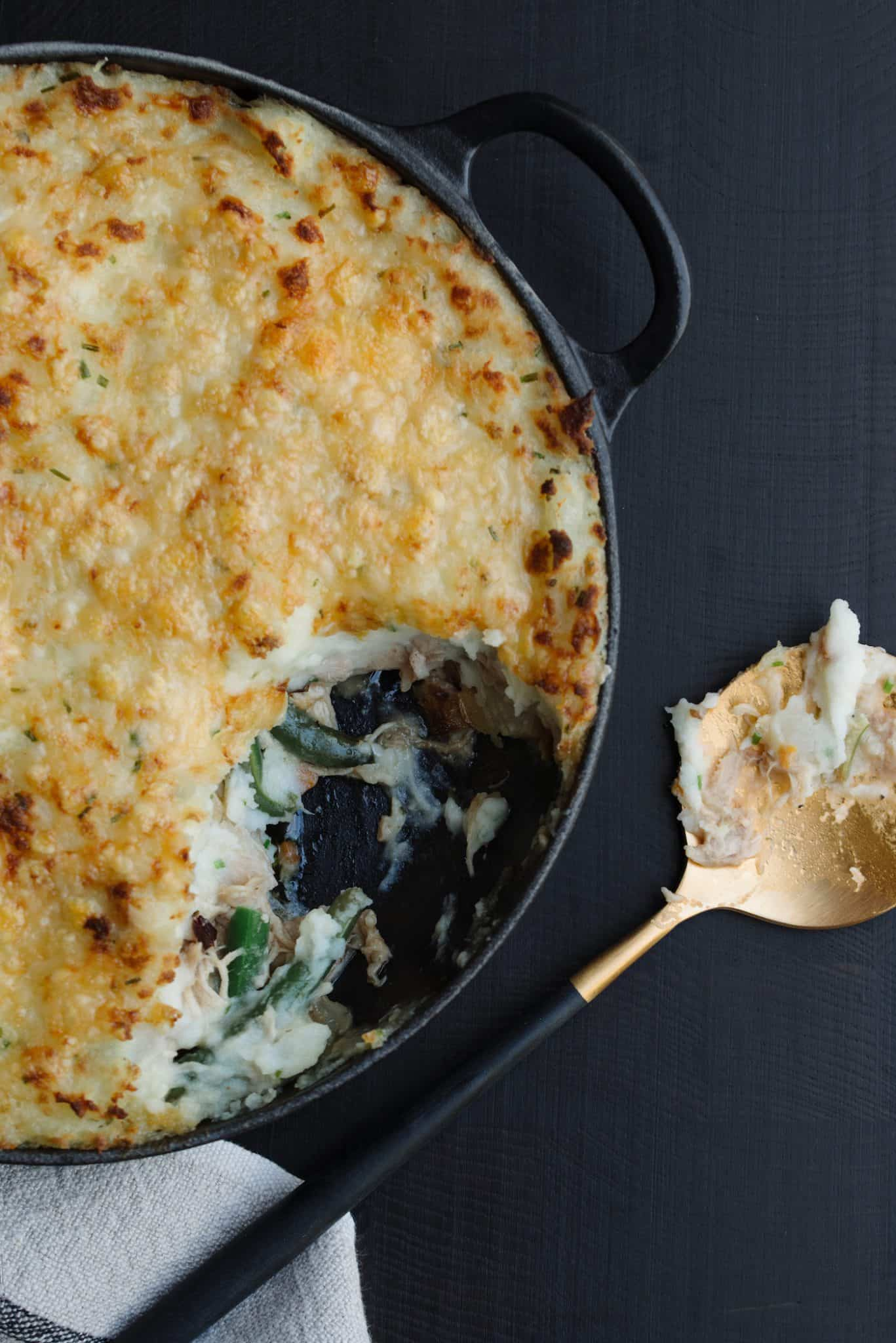 Shepherd's Pie Recipe by Tiffani Thiessen