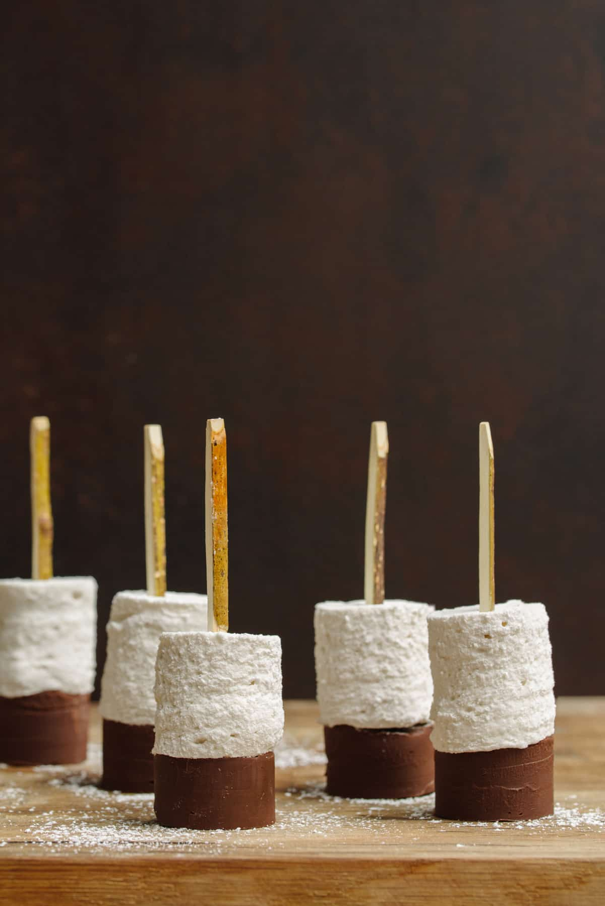 Hot Chocolate on a Stick, Tiffani Thiessen Recipe