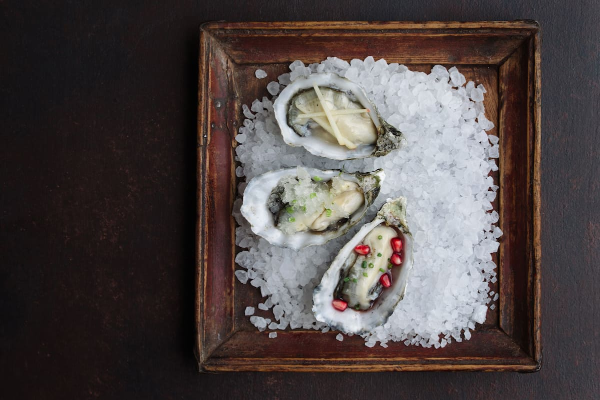 Oysters Recipe by Tiffani Thiessen