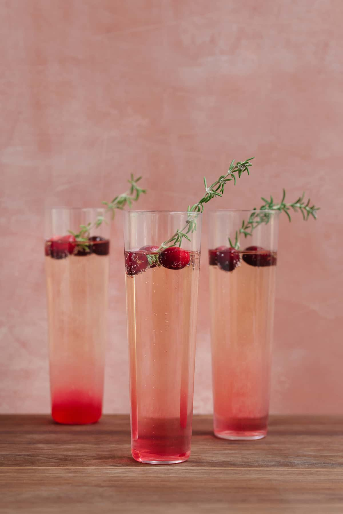 Cranberry Cocktail Recipe by Tiffani Thiessen