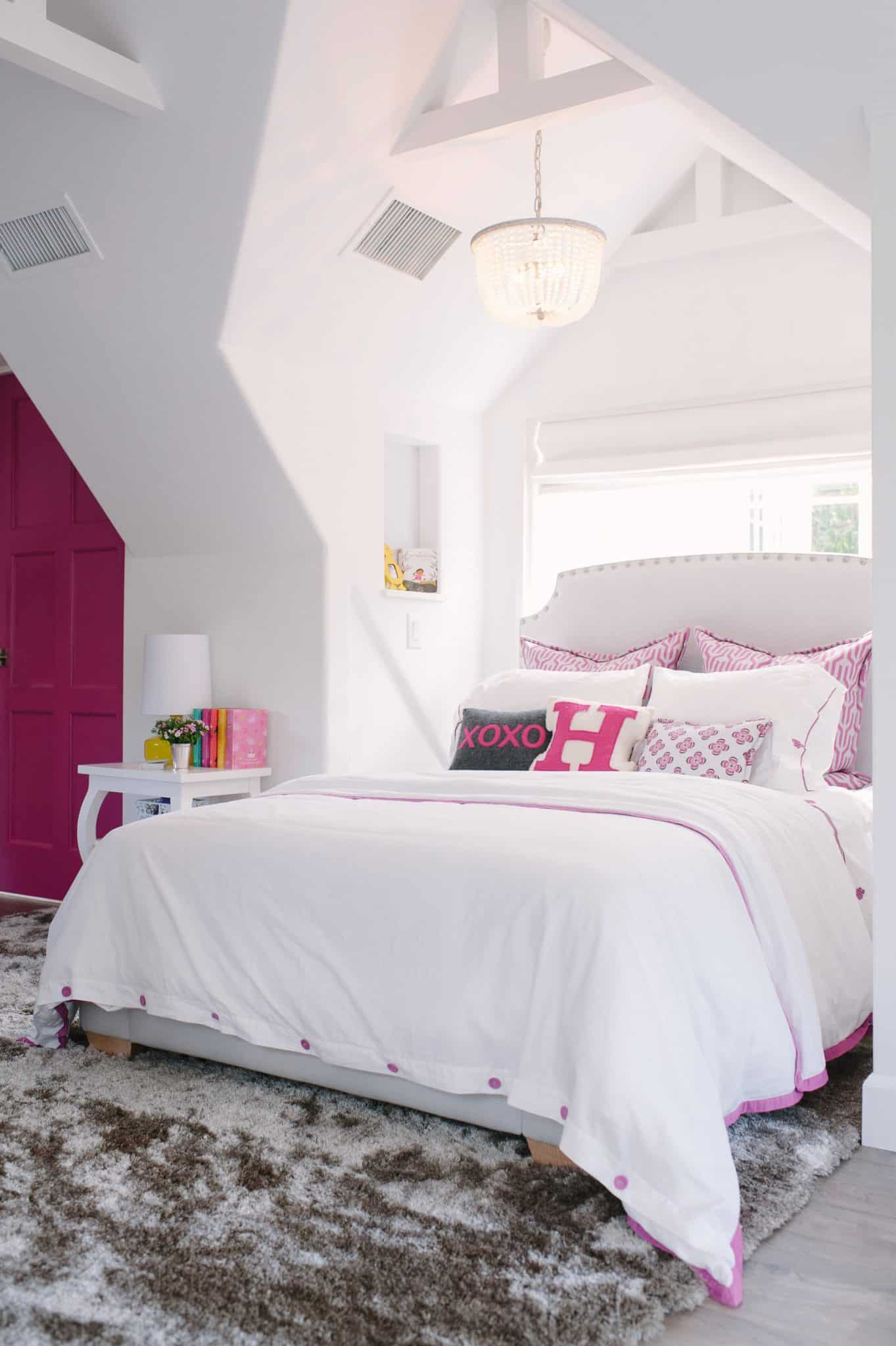 Harper Smith bedroom by Tiffani Thiessen